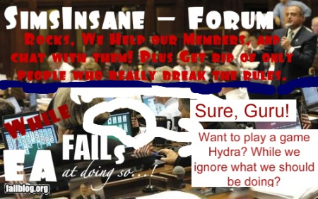 Wow! What an impressive forum signature! Must have taken them all day to make it!