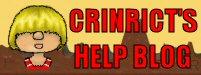 Crinrict's Help Blog