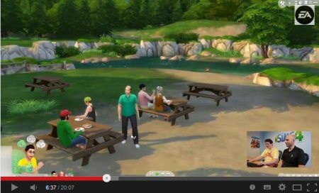 the sims 4 official gameplay failer 10