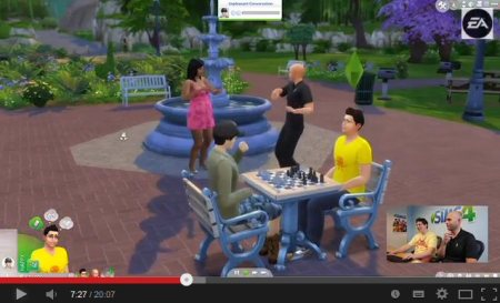 the sims 4 official gameplay failer 12