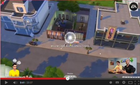 the sims 4 official gameplay failer 14