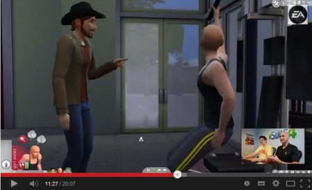 the sims 4 official gameplay failer 15