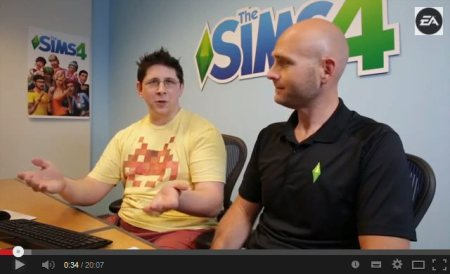 The Sims 4 Official Gameplay Failer 4