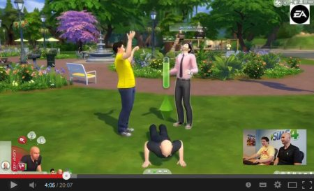 The Sims 4 Official Gameplay Failer 8