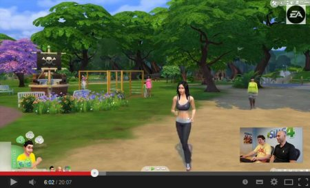 the sims 4 official gameplay failer 9