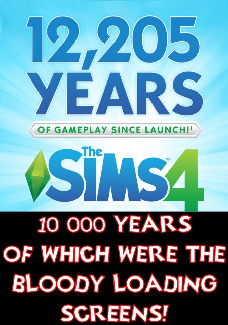 the real sims 4 statistics