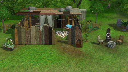 elanorbreton's castaway hut