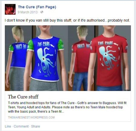 the cure discovers the mare's nest 1