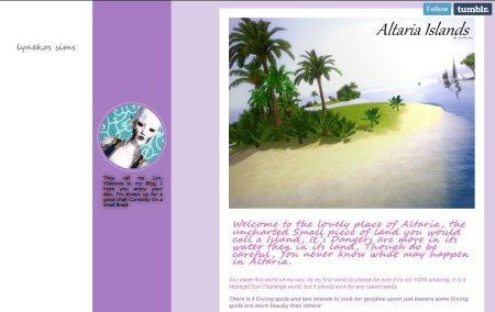 alteria islands