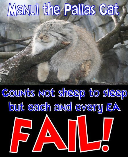manul counts not sheep but fail