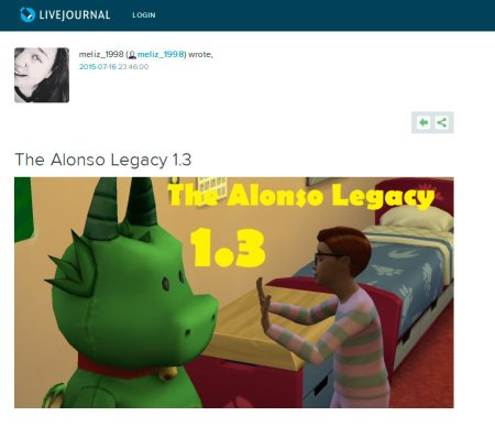 meliz_1998 and the alonso legacy controversy