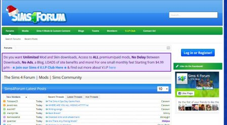 sims4forum now all but abandoned