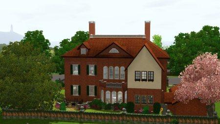 FergusMind's Little Worsley Hall 1