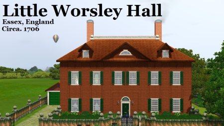 FergusMind's Little Worsley Hall