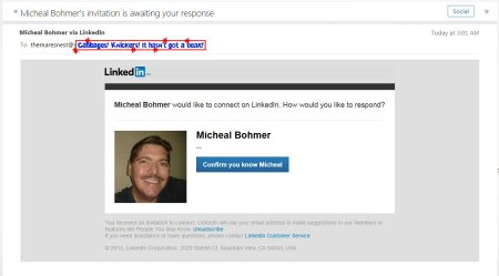 so who the hell is michael bohmer 3