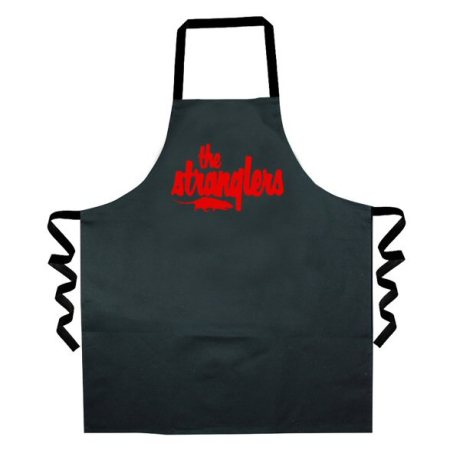 the stranglers barbeque apron