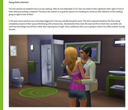 sims 4 being tarted up again 2
