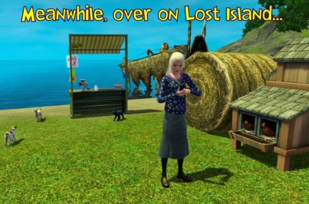 lost island lauryl on new year's eve 2015
