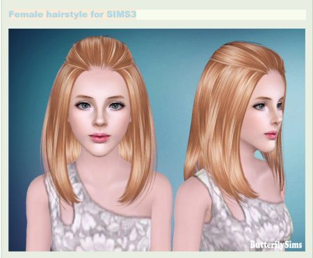 butterflysims giving away a lovely hair