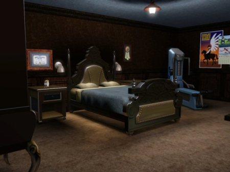 Fredbrenny's Mancave 4