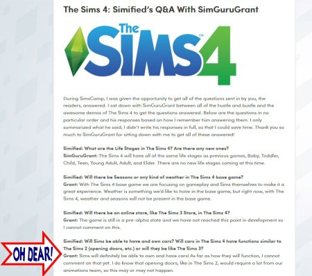 new year same old sims 4 complaints 2