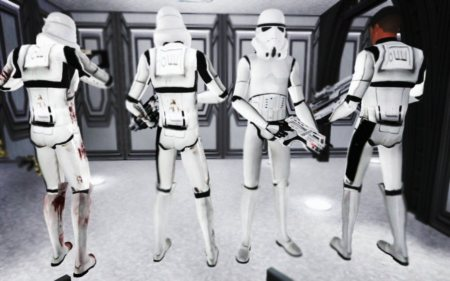 star wars storm trooper for sims 3 1