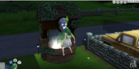 phreakindee reviews sims 4 romantic garden crap 4