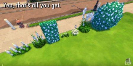 phreakindee reviews sims 4 romantic garden crap 5