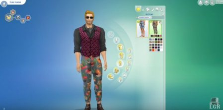 phreakindee reviews sims 4 romantic garden crap 6