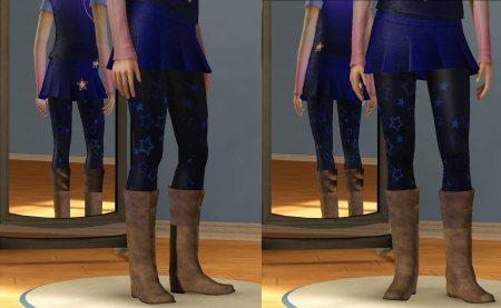 simrer-ninyo's awful boots 2