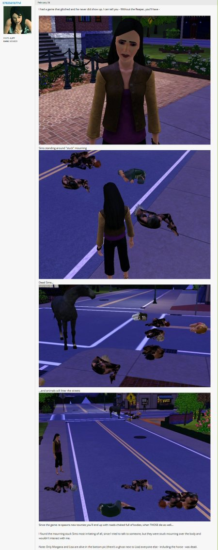 vesvezdat's stupidity will be the death of his sims 3 3