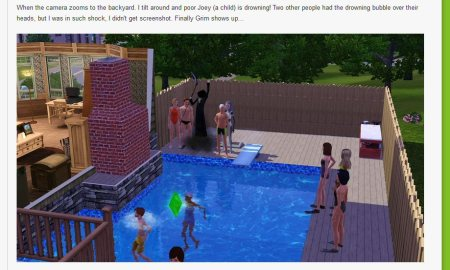 ChelleJo Discovers There's No Party Like A Simmie Grimmy Party 1