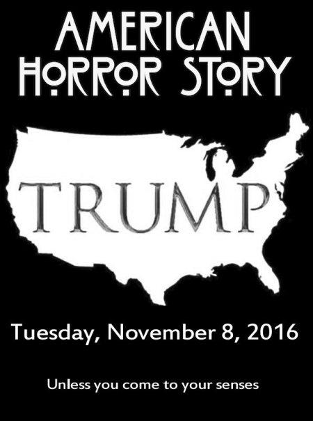 american horror story trump
