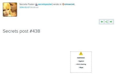 sim secret has no sense of irony 3