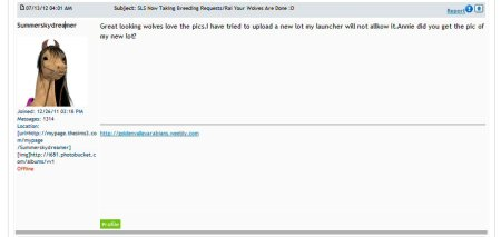 summerskydreamer banned from ea forum by simstaffbethelle