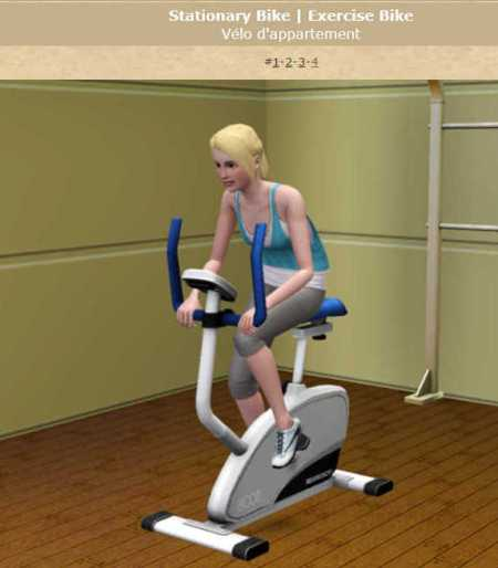 arsil and sandy's great exercise bike 1