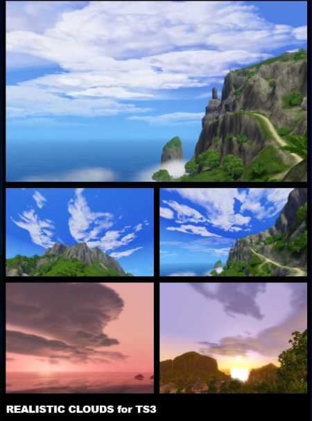 nilxis' wonderful clouds 1