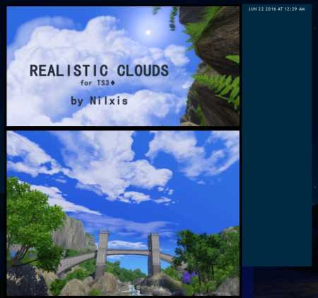 nilxis' wonderful clouds