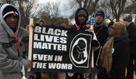 black lives matter's links to sinister stop black genocide movement 1