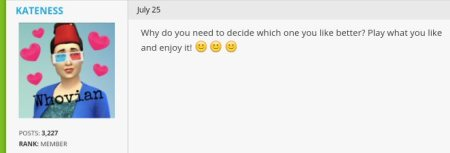 Julia5520 Asks The Question In The Most One Sided Debate On The EA Forum All Week 3