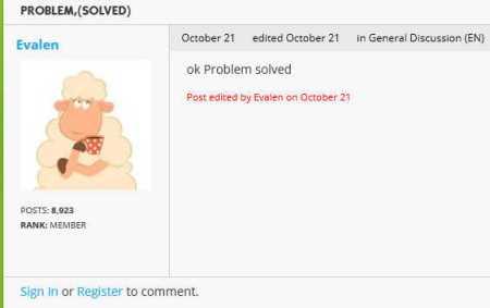 evalens-problem