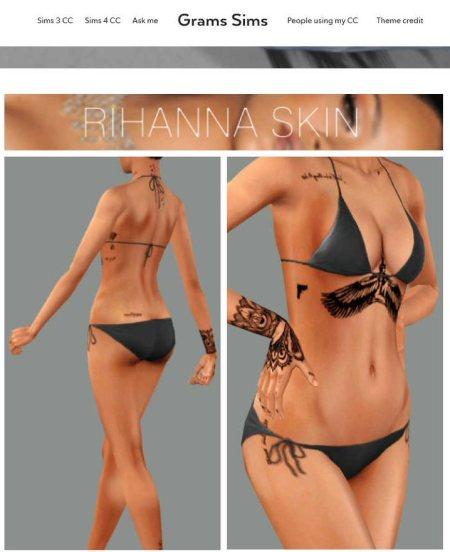 gram-sims-skanklicious-rihanna-skin