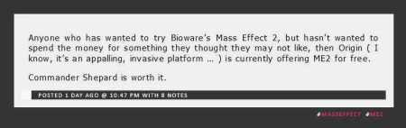 mass-effect-2-for-free-no-thanks