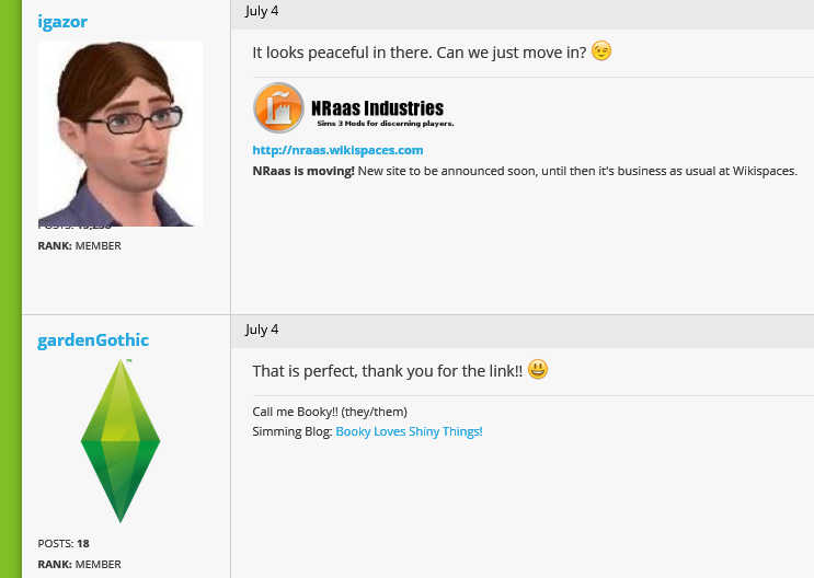 Bookygirl Returns To The EA Forum As GardenGothic (And She's